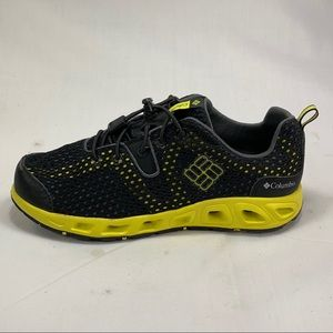 Columbia Drainmaker Water Shoes - Black & Yellow